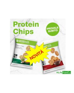 PROTEIN CHIPS HERBALIFE patatine snack